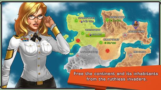 Iron Desert - Fire Storm screenshot 5