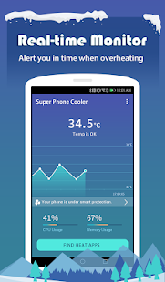 Super Phone Cooler - CPU Cooler & Phone Booster for pc