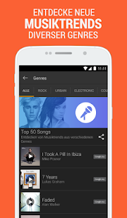SoundHound ∞ Musik & Songtexte Screenshot