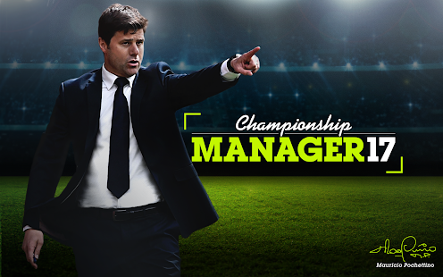 Download Android Game Championship Manager 17 for Samsung