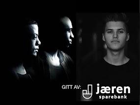 Jæren Sparebank-konserten: Nico & Vinz og DJ Hargulf