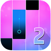 Incredible Piano Magic  Tile icon