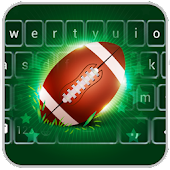 Download American Football Keyboard Themes APK for Laptop
