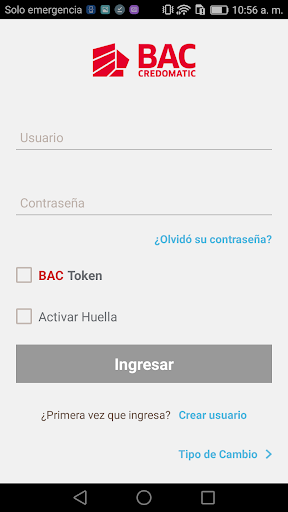 Banca Móvil BAC Credomatic Apk Download Free for PC, smart TV