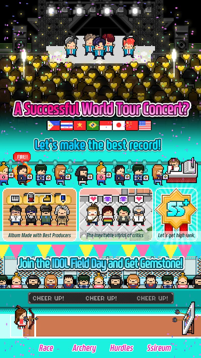 Monthly Idol Screenshot 1