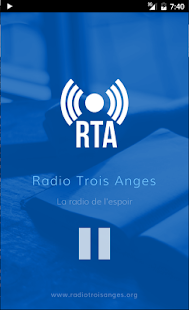 Radio Trois Anges - screenshot