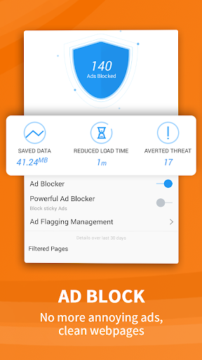 UC Browser - Fast Download Private & Secure screenshot 4