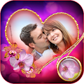Valentine Day Photo Frame 2016 1.4 icon