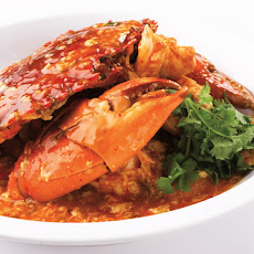 Uniquely Singaporean with Singapore Style Chili Crab