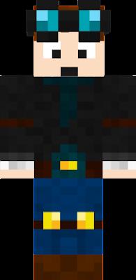 dantdm Nova Skin