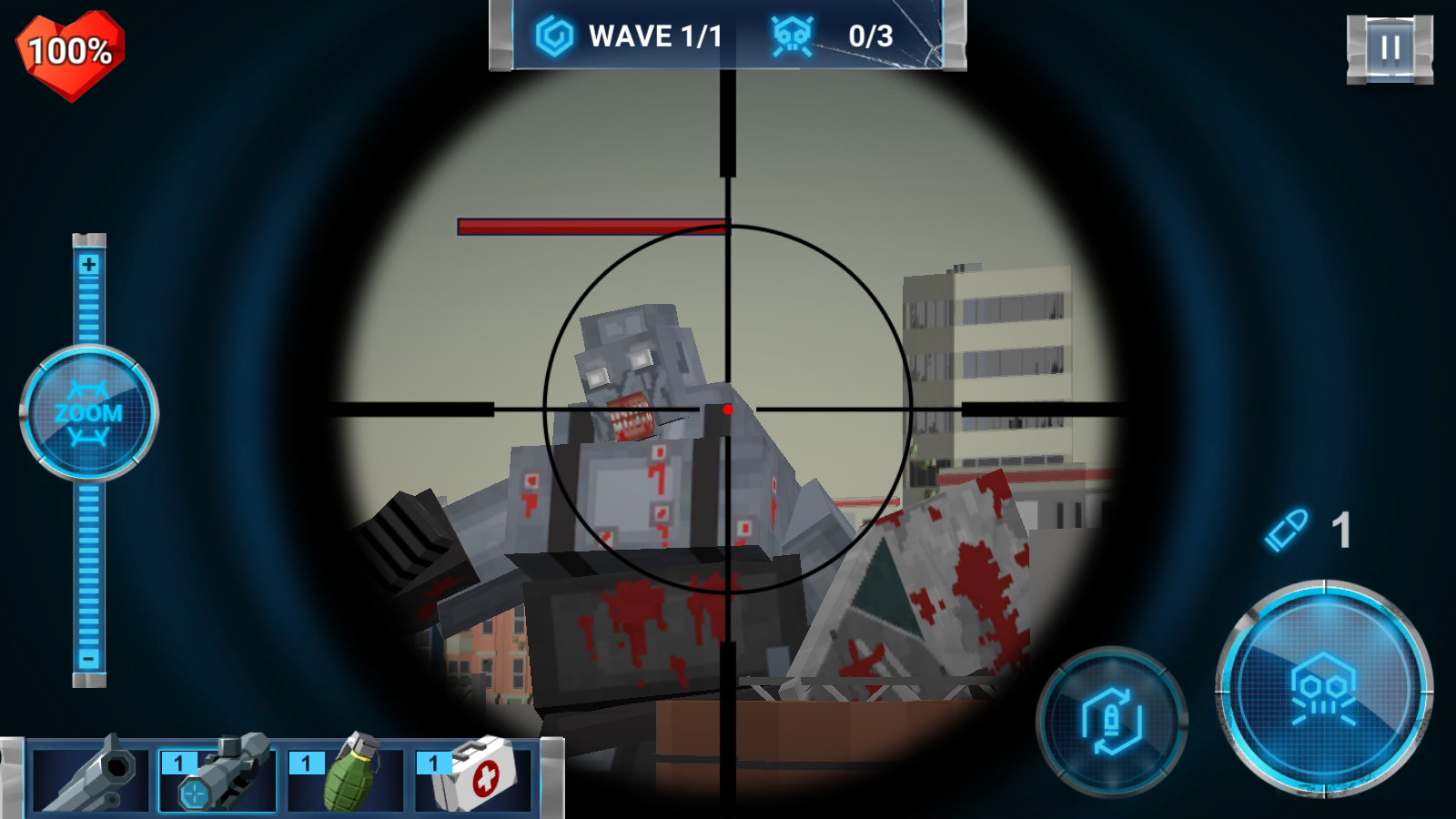 The walking zombie: Dead city Screenshot 3