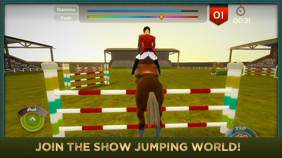 Jumping Horses Champions 2 Screenshot 1