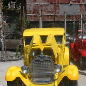 mellow yellow  by John Lebron - Transportation Automobiles