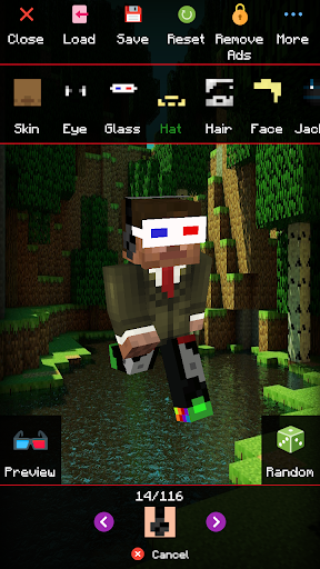 Custom Skin Creator Minecraft For PC