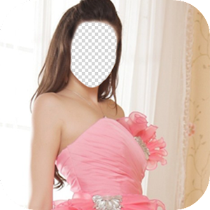 Girls Prom Dress Photo Frames for PC-Windows 7,8,10 and Mac