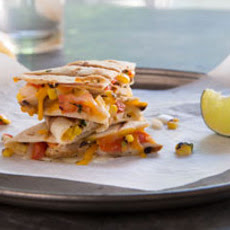 Baja Grilled Chicken Quesadillas