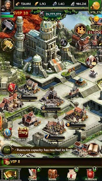 Clash Of Kings APK screenshot thumbnail 6