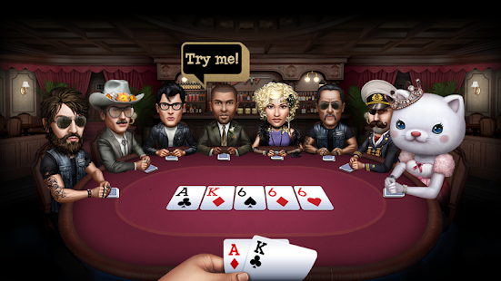 Fresh Deck Poker - Live Holdem for pc