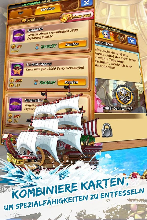 Pirates - Trail of Time Screenshot 3