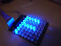 Blinky Grid LED Matrix