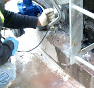Leak sealing structures