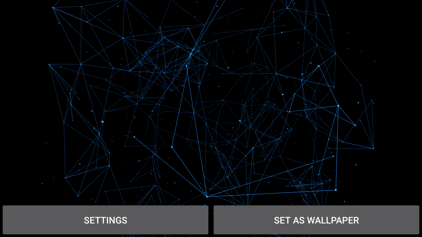 Particle Plexus Live Wallpaper Screenshot 16