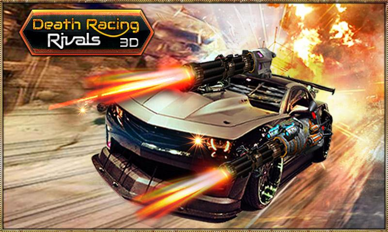 Death Racing Rivals 3D Screenshot