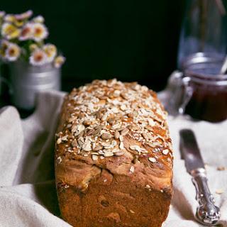 Honey Nut Oatmeal Bread Recipes