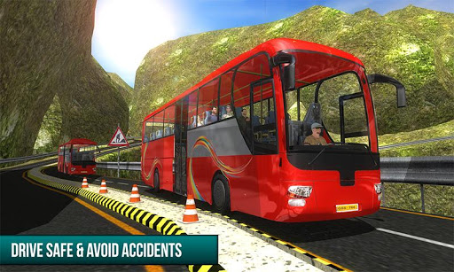 Extreme Highway Bus Driver