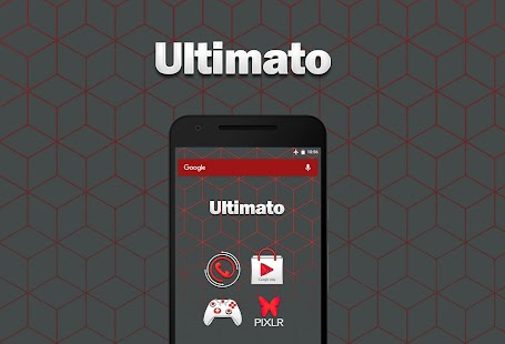 Ultimato Icon Pack- screenshot thumbnail