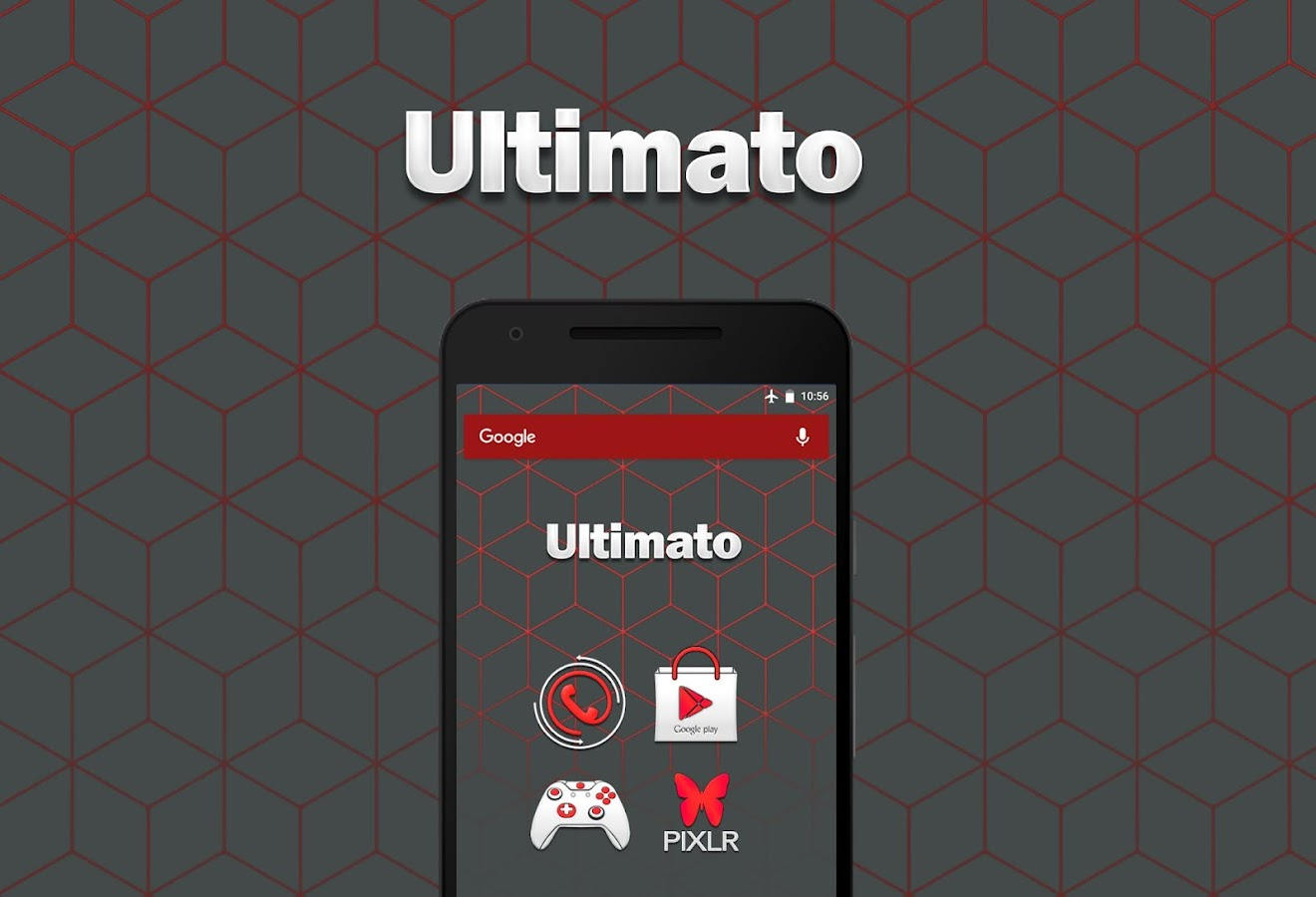 Ultimato Icon Pack Screenshot 0