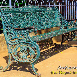 Antique... by Asif Bora - Typography Quotes & Sentences