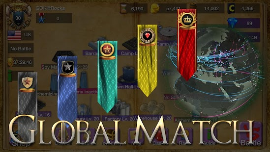Game Dominate The World Deluxe! APK for Kindle