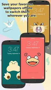 App Monster Wallpapers APK for Kindle