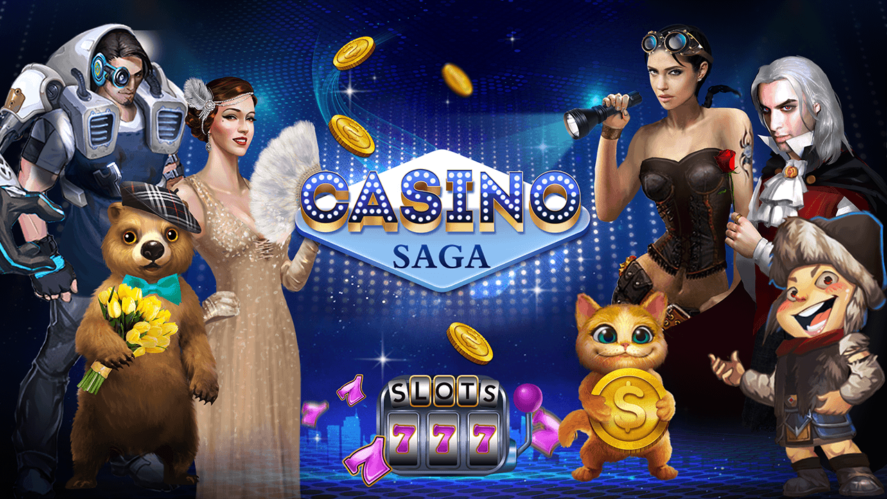 Casino Saga: Best Casino Games Screenshot 0
