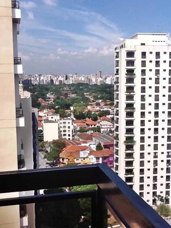 Apto 2 Dorm, Pinheiros, São Paulo (AP12753) - Foto 12