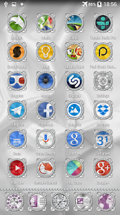 Brilliant Theme Apex Nova ADW- screenshot thumbnail