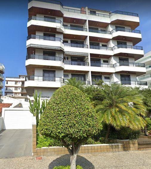 Apartamento com 2 dormitórios à venda, 140 m²  - Passagem - Cabo Frio/RJ
