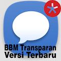 App Transparan BBM Theme Full apk for kindle fire