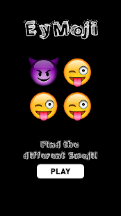 EyMoji - The Emoji Game - screenshot