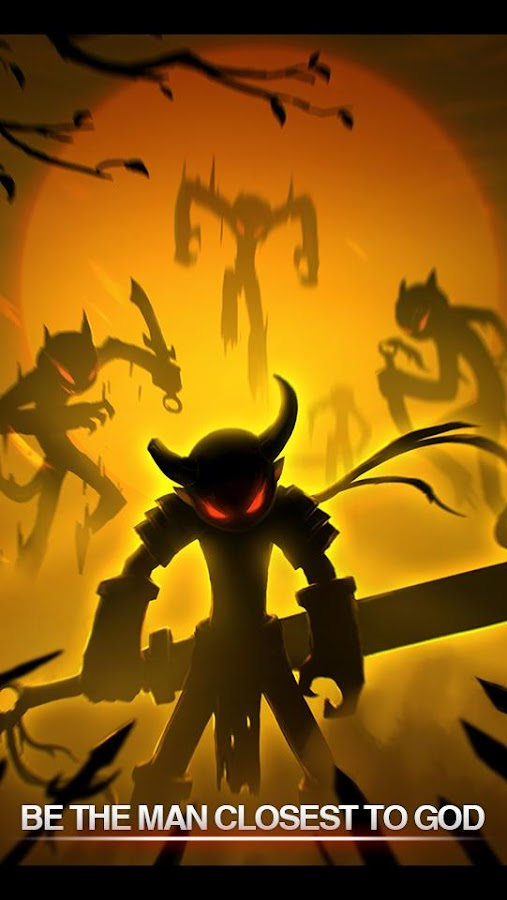 League of Stickman: Warriors Screenshot 2