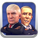 Talking Trump vs Obama APK Image