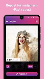 IG Repost Elf - Repost for instagram for pc