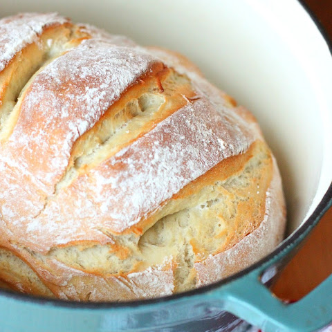 Dutch Oven Artisan Bread