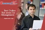 Management Online Test Series – CAT, XAT, MAT