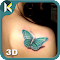 3D Tattoo Camera 1.3 Apk