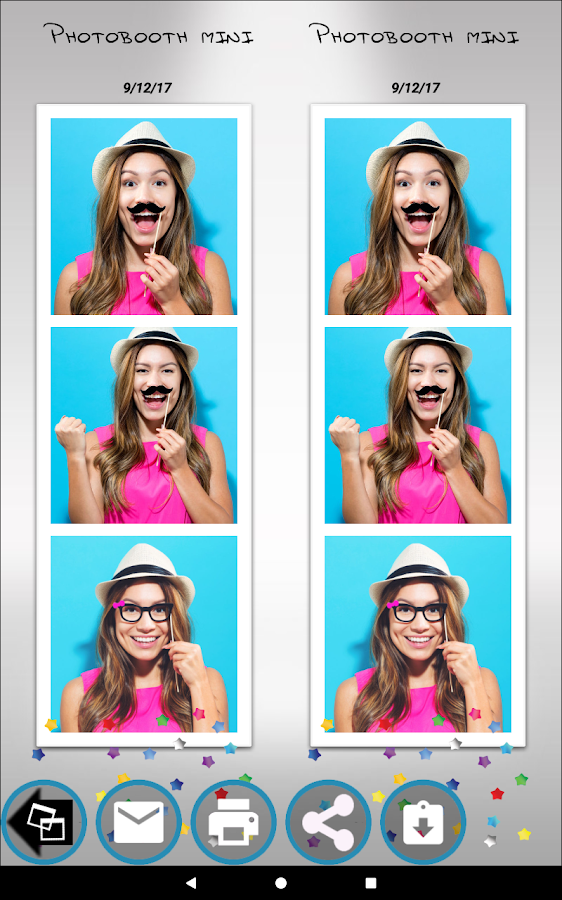 Photobooth mini FULL Screenshot 5
