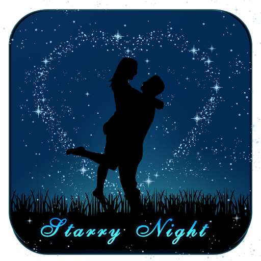 Starry Blue Love Night (app)
