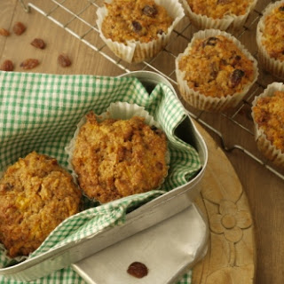 Spiced Carrot Muffins Recipes