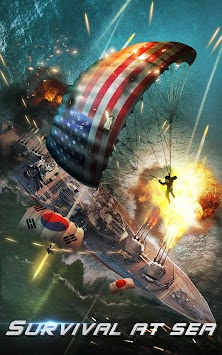 Sea Battle For Survival - Fleet Commander APK screenshot thumbnail 6
